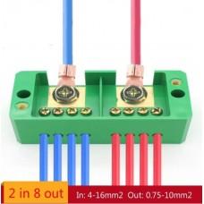 Conector 2x8