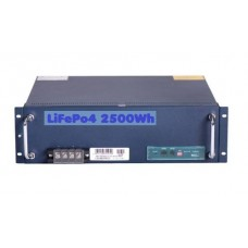 LFP 2500Wh